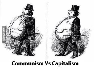 comm vs cap
