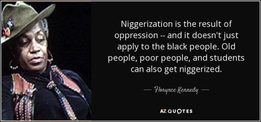 niggerization